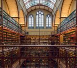 Old Library in Rijksmuseum