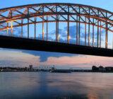 Nijmegen Bridge today